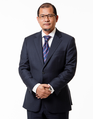 Group Chief Executive Officer (GCEO)Encik Saabi bin Wahab